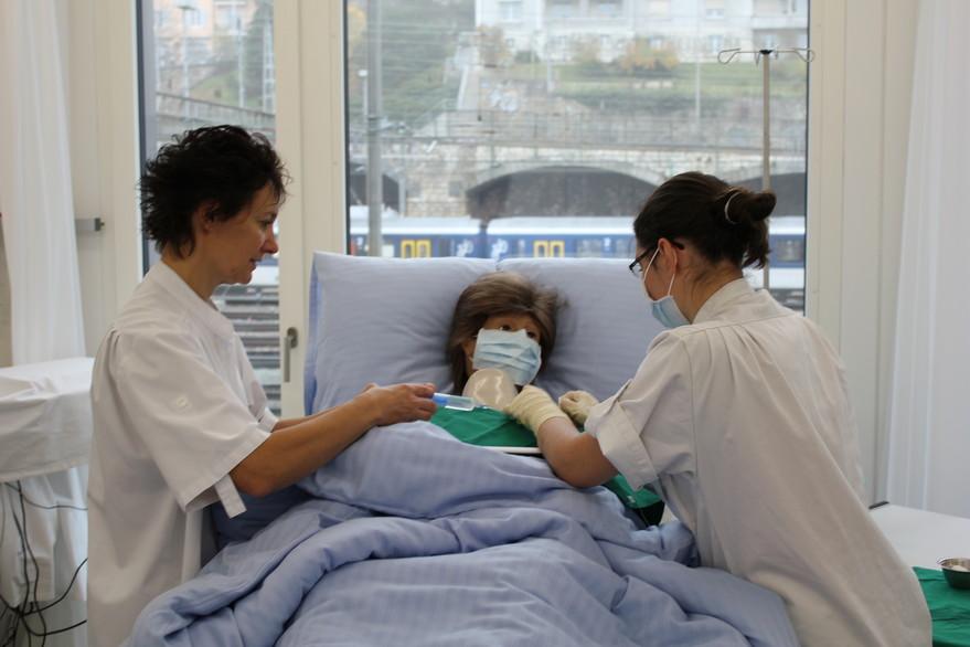 ecole soins infirmiers jura