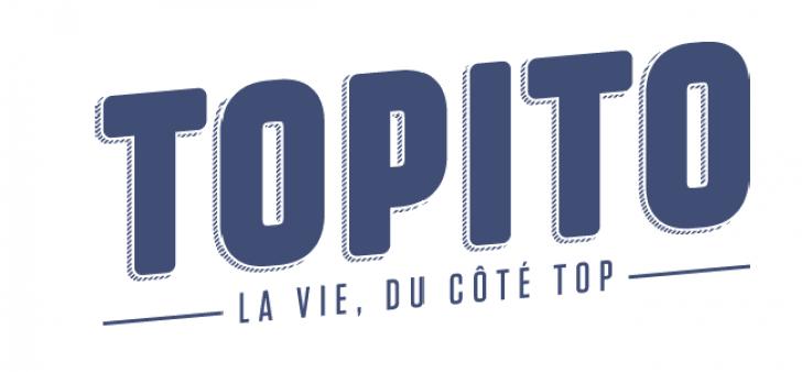 Topito est sur Youtube - RFJ votre radio