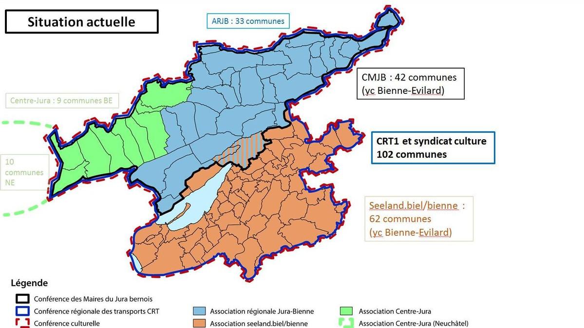 association regionale jura bienne