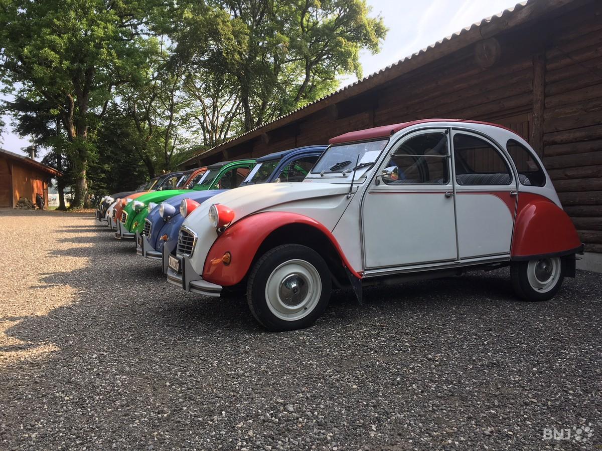Amoureux de la 2CV, vous avez rendez-vous en Pologne ! - Blog Autosphère