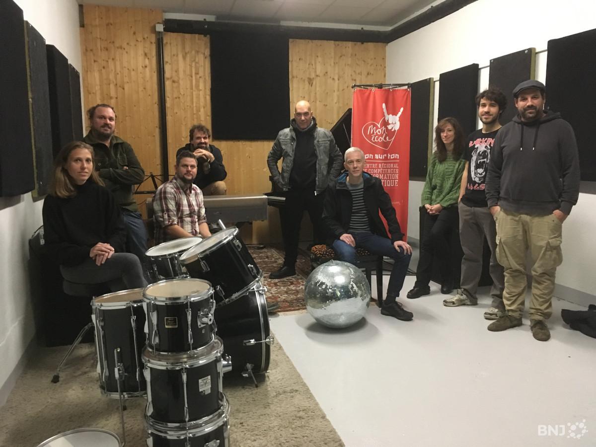 Création d'un pôle de musiques actuelles à Neuchâtel