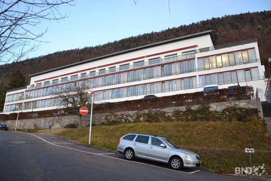 Thumbnail for L'hôpital de St-Imier veut grandir
