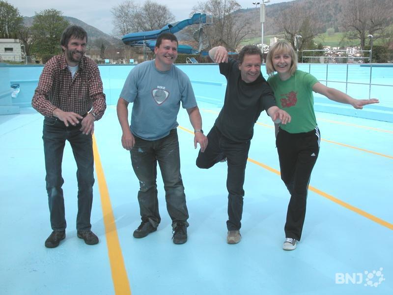 La piscine de moutier bient t ouverte rfj votre radio for Piscine municipale ales